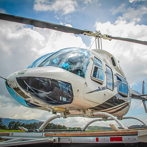 Costa Rica Private Helicopter Charter Tours And Flights